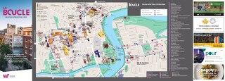 La Boucle Map Brochure 2020