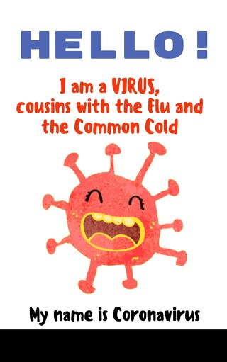 My name is Coronavirus