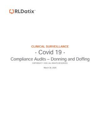 RL6: Donning and Doffing Audit