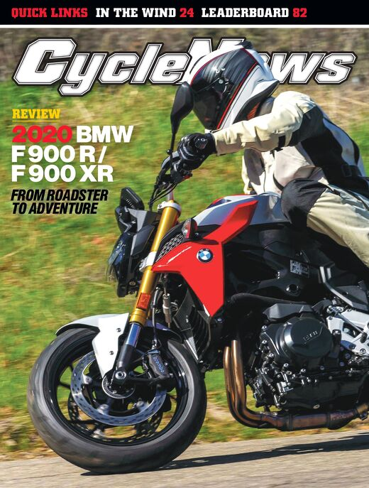 Cycle News 2020 Issue 13 March 31