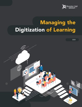 Managing the Digitization of Learning