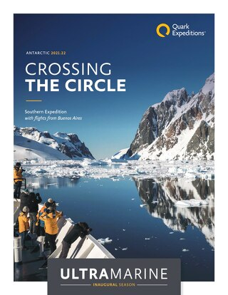 Crossing the Circle: Southern Expedition (from Buenos Aires)