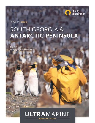 South Georgia and Antarctic Peninsula: Penguin Safari (From Buenos Aires)