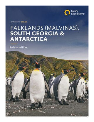Falklands, South Georgia, and Antarctica: Explorers and Kings