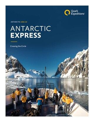 Antarctic Express: Crossing the Circle