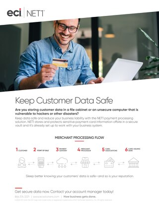 Keep Customer Data Safe
