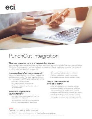 PunchOut Integration