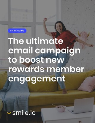 The ultimate email campaign to boost new rewards member engagement