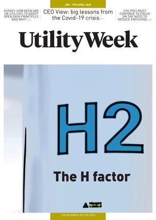 Utility Week 3rd April 2020