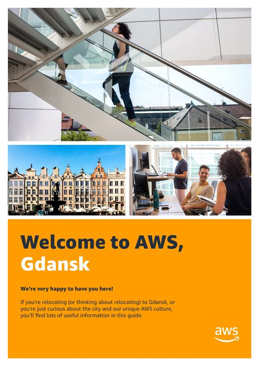 Welcome to AWS, Gdansk