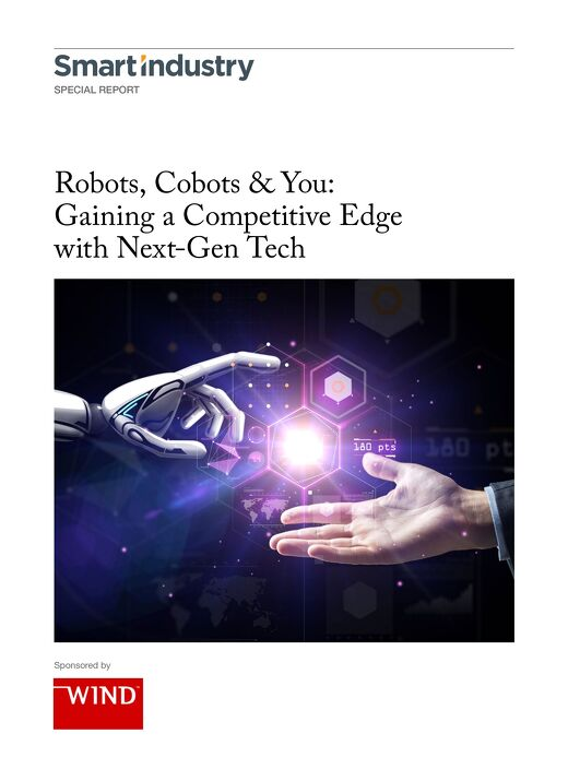 Robots, Cobots & You - Gaining a Competitive Edge with Next-Gen Tech