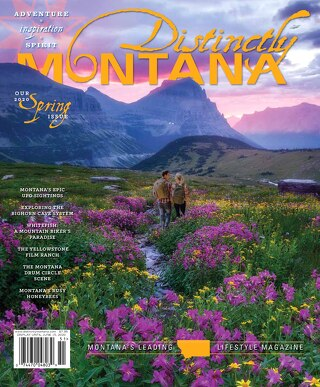 Distinctly Montana Spring 2020