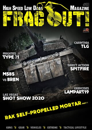 Frag Out! Magazine #28