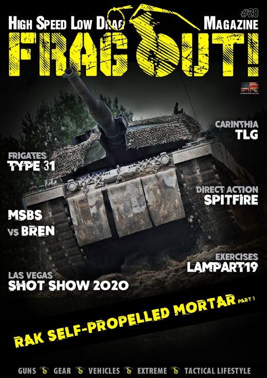 Frag Out! Magazine #28
