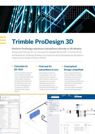 ProDesign 3D Brochure