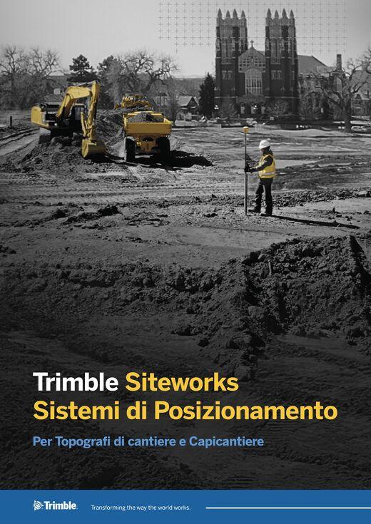 Trimble Siteworks Datasheet - Italian