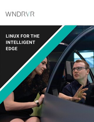 Linux for the Intelligent Edge