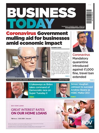 BUSINESSTODAY 12 March 2020
