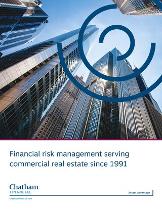 Financial risk management serving commercial real estate since 1991