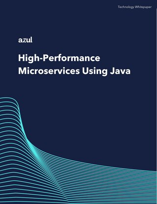 High Performance Microservices Using Java