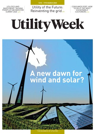 Utility Week 13th March 2020