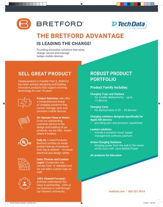 Partner with Bretford Document