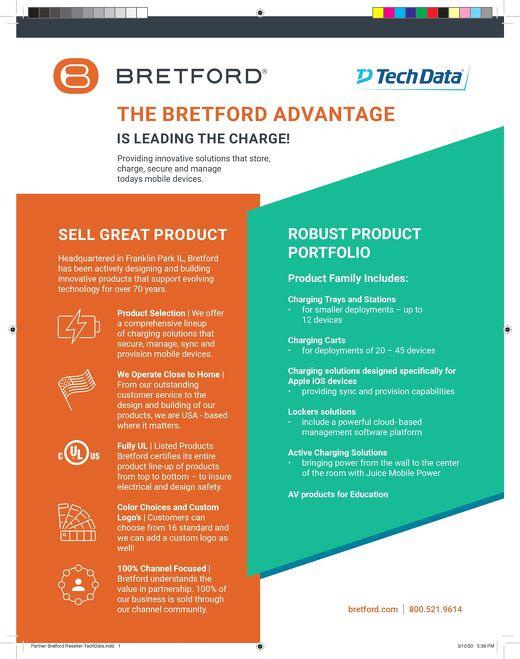 Partner with Bretford Document