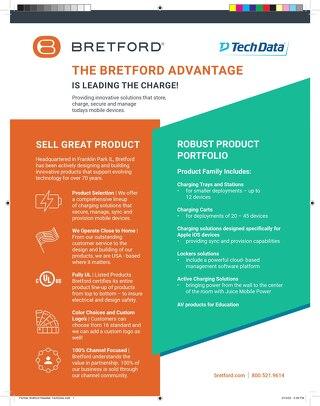 Partner Bretford Reseller-TechData