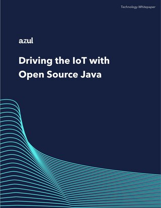 Driving the IoT with Open Source Java