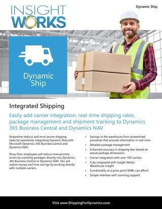 Insight Works Dynamic Ship