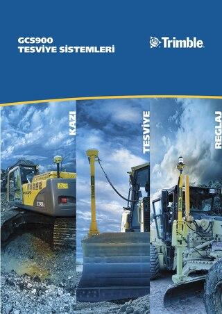 Trimble GCS900 Brochure - Turkish