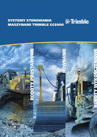 Trimble GCS900 Brochure - Polish