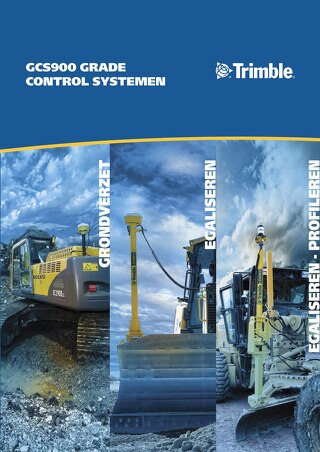 Trimble GCS900 Brochure - Dutch