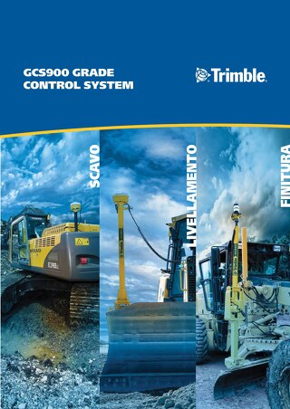 Trimble GCS900 Brochure - Italian