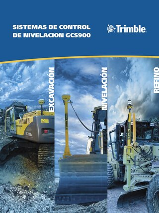Trimble GCS900 Brochure - Spanish