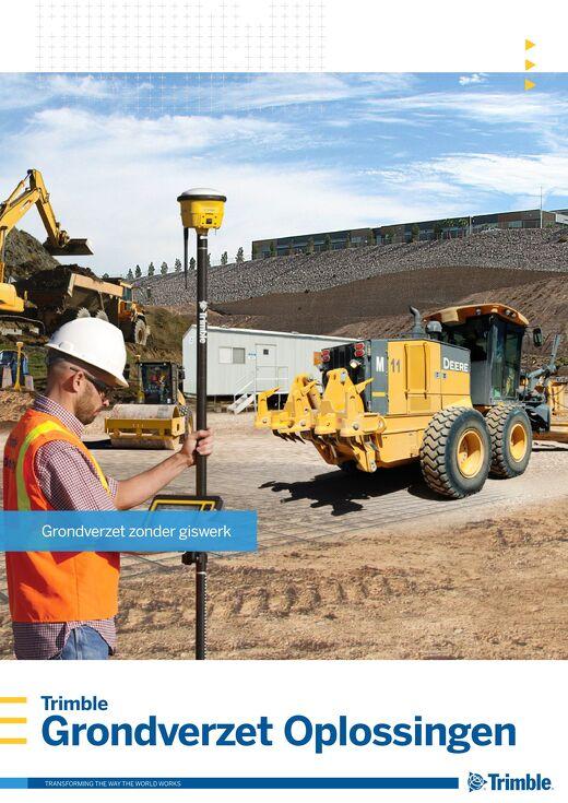 Trimble Earthworks Solutions Brochure - Dutch