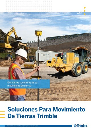 Trimble Earthworks Solutions Brochure - Spanish
