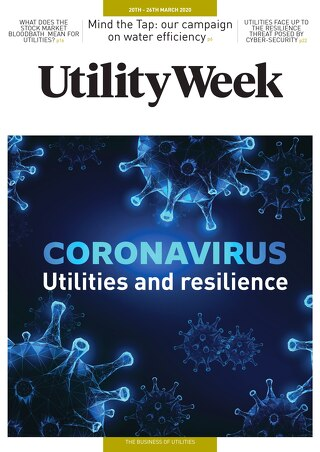 Utility Week 20th March 2020
