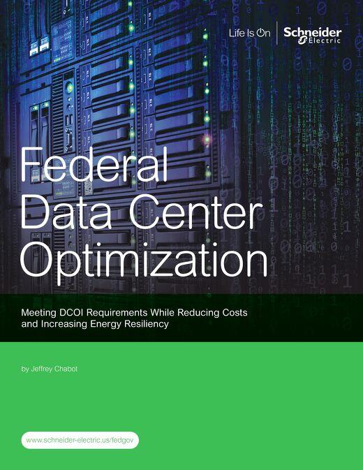 WP - Federal Data Center Optimization