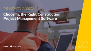 The Ultimate Guide to Choosing the Right Construction Project Management Software