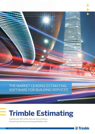 Trimble Estimating Product Guide (UK)