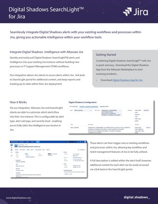 Ticketing: Jira Integration Datasheet