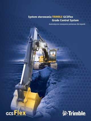 Trimble GCSFlex Brochure - Polish