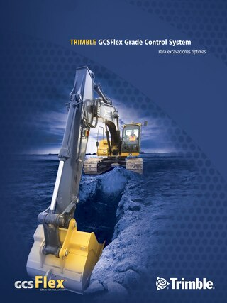Trimble GCSFlex Brochure - Spanish