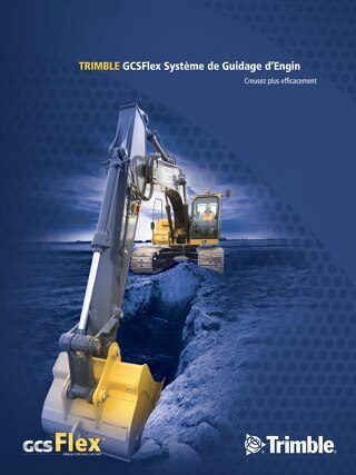 Trimble GCSFlex Brochure - French