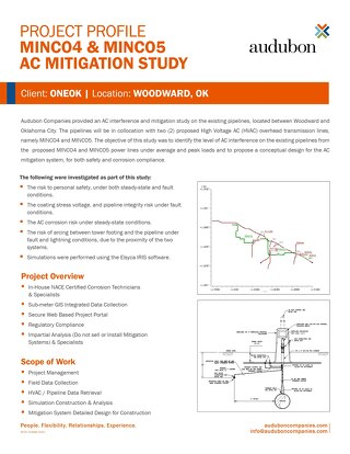 MINCO4 & MINCO5 AC Mitigation Study