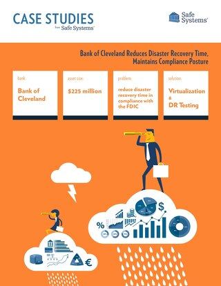 Bank of Cleveland - Disaster Recovery