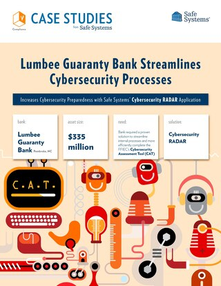 Lumbee Guaranty Bank Improves Cybersecurity Processes