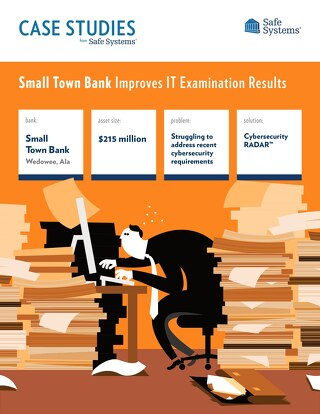 Small Town Bank Case Study - Cybersecurity Assessment