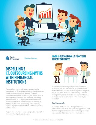 Dispelling 5 IT Outsourcing Myths